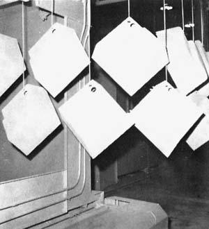 Powder coating of lighting fixture